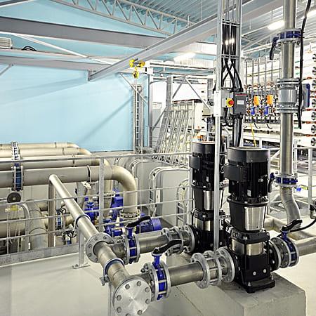 Converter Compressor Plant