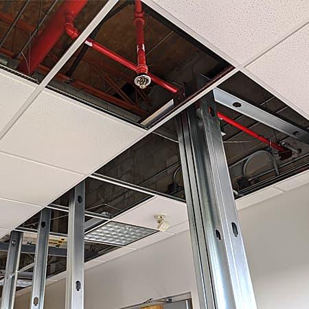 Traces Interior Design Fire Suppression