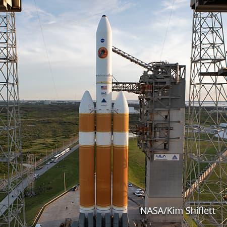 CCAFS Launch Complex 37B, Delta IV rocket