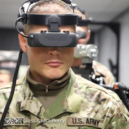 Sgt. 1st Class Laura Berry